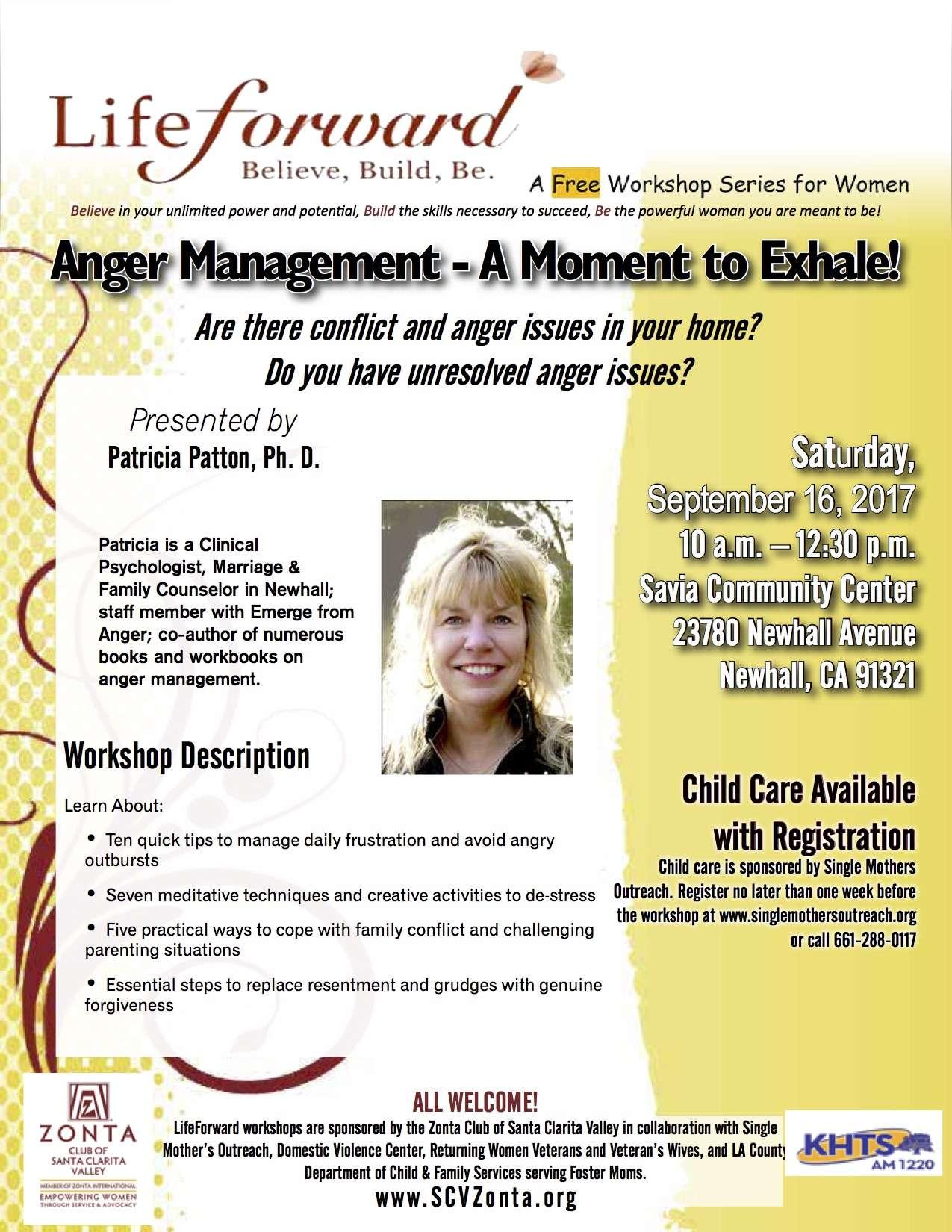 Sep 2017 - Anger Management copy