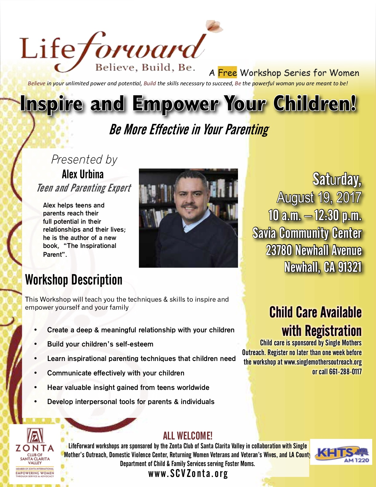 Aug 2017 - Inspire & Empower Your Children