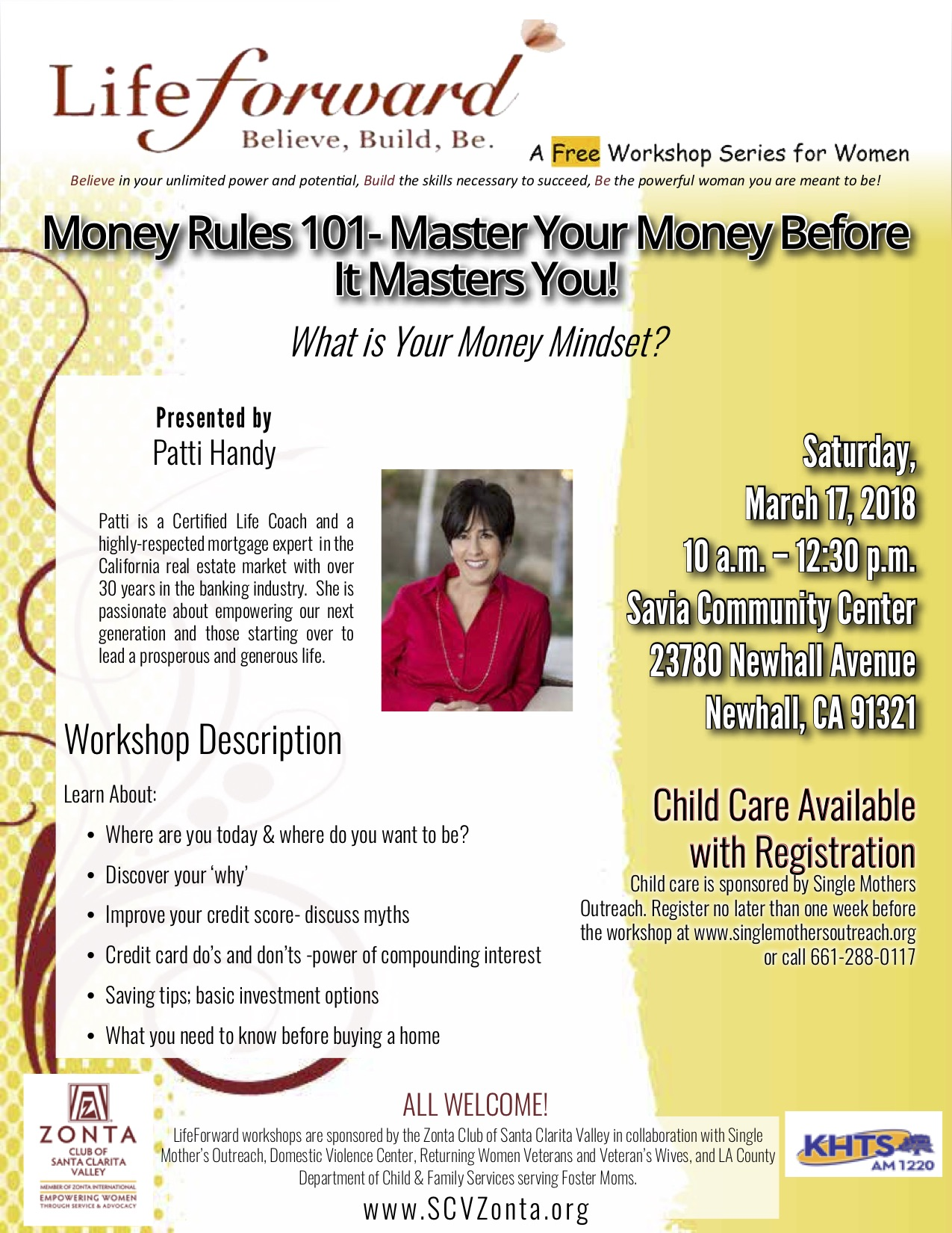 MAR 2018 - Money Rules 101