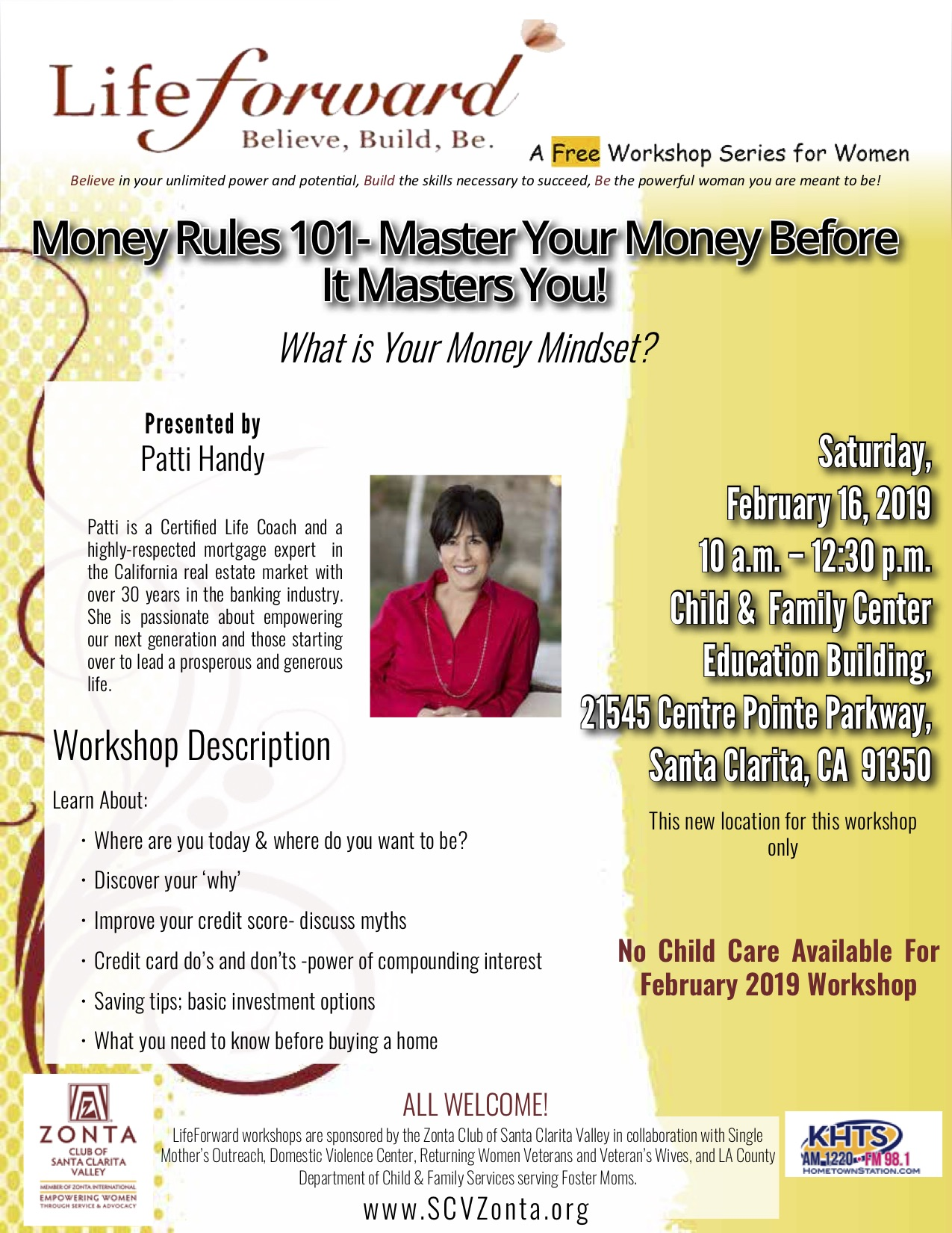 Money Rules 101-Master Your Money Before it Masters You