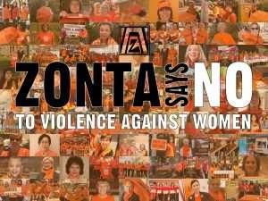 Zonta Says No 12.01.2020