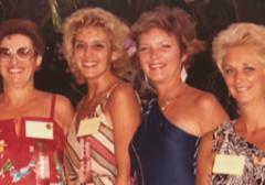 Vicki, Sharon, Nancy and Dianne