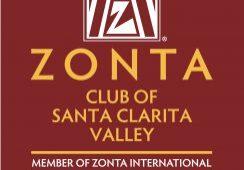 Zonta Club Logo_Vertical_Color_Reverse_SANTA CLARITA VALLEY
