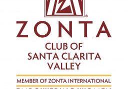 Zonta Club Logo_Vertical_Color_SANTA CLARITA VALLEY